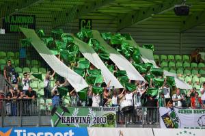 26.8.2017 / MFK Karviná – FC Slovan Liberec