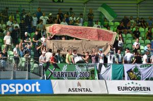 29.7.2017 / MFK Karviná - FC Vysočina Jihlava